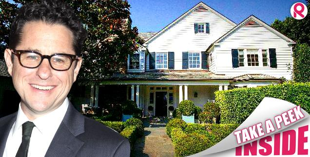 //j j abrams buys pacific palisades home  wide