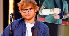//Ed Sheeran Hit By Car pp