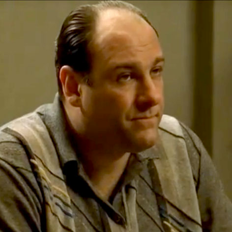 //james gandolfini video square