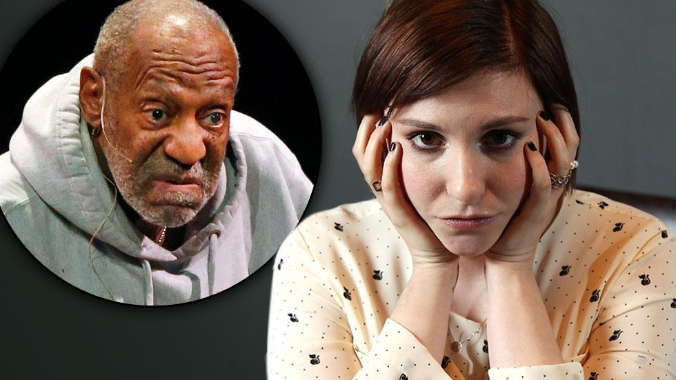 Lena Dunham Apologizes Cosby