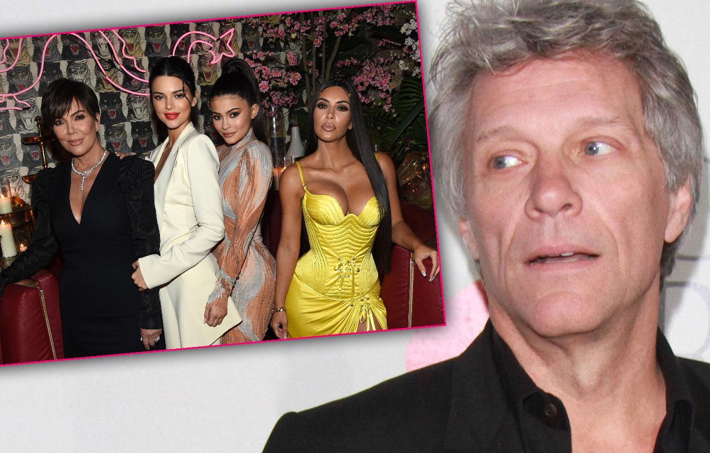 Jon Bon Jovi Slams Kardashians And Housewives