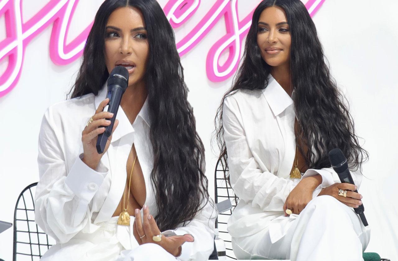 Kim Kardashian KKW Beauty Pop Up