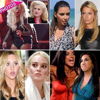 //hollywoods ten biggest feuds wenn getty