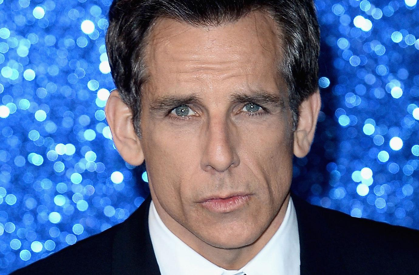 Ben Stiller Divorce Caused By Health Fears And Another Woman Friend