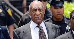 Bill Cosby Files Appeal Claims Testimony From 5 Assault Accusers Was Erroneous