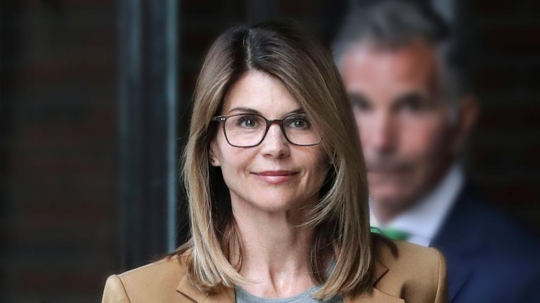 Lori Loughlin 'Doing What The Hell She Wants' Amid College Scandal