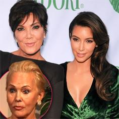 //kim kris jenner ellen kardashian court