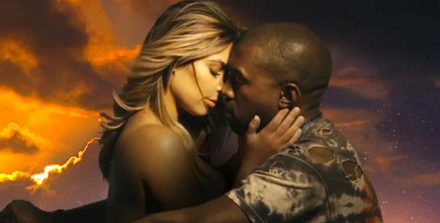 topless video kim kardashian Kanye West youtube.com
