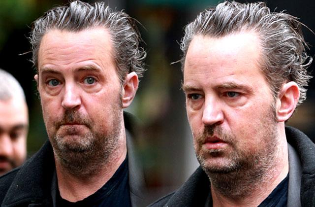 //Matthew perry relapse rumors tired bloated photos pp