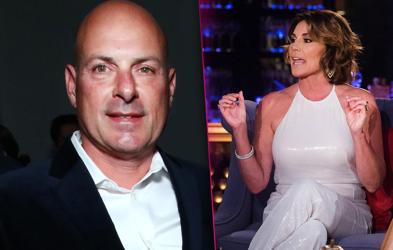 Tom D'Agostino Plotting Real Housewives Of New York Return Behind LuAnn de Lesseps-Back!