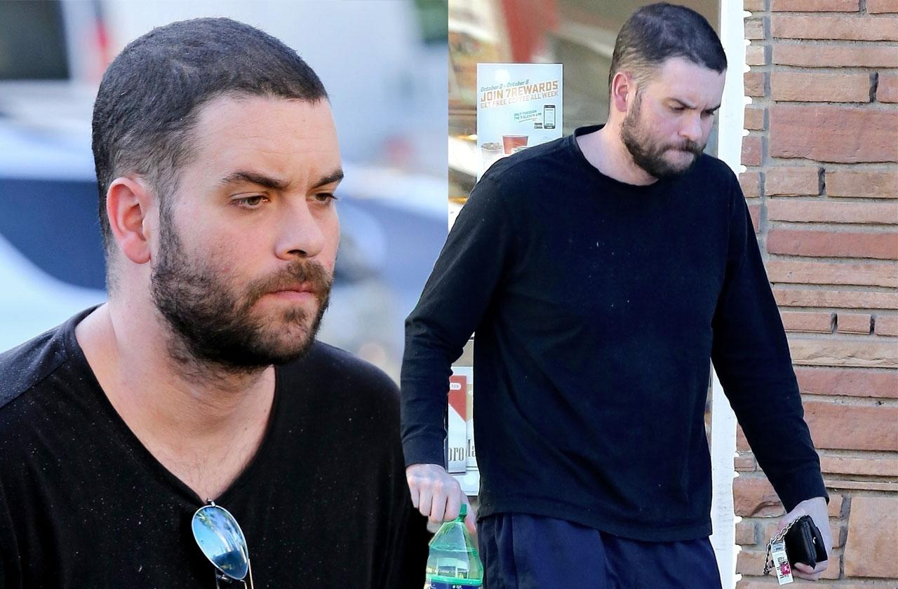 //Mark Salling final photos before suicide pp