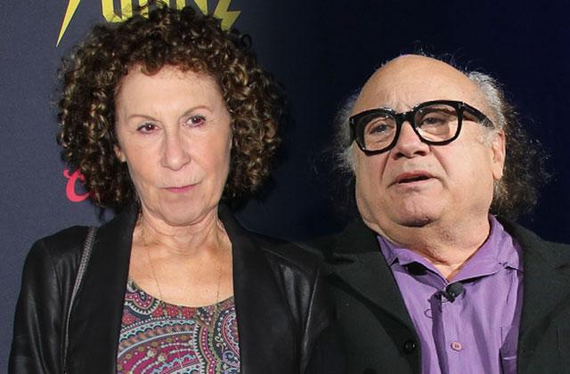 danny devito rhea perlman divorce rumors