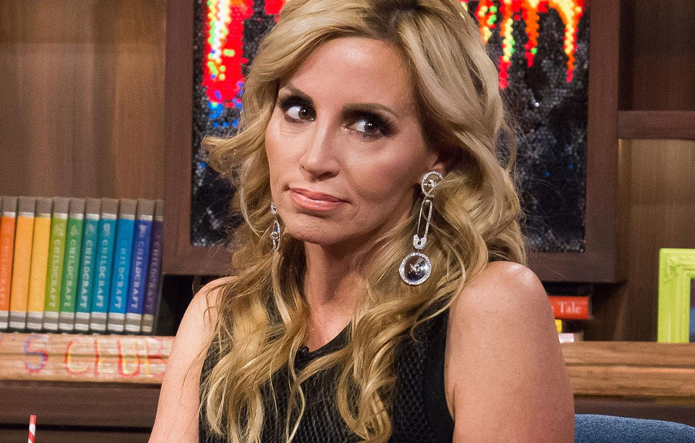 //rhobh camille grammers home burns down