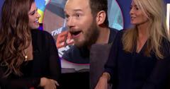 Katherine Schwarzenegger Crush Chris Pratt 2017 Interview