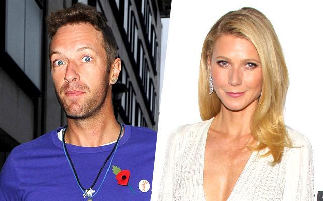 Gwyneth Paltrow Ex Chris Martin Back Together Secret Sleepover