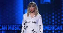 Taylor Swift Talks Label Drama For British Vogue