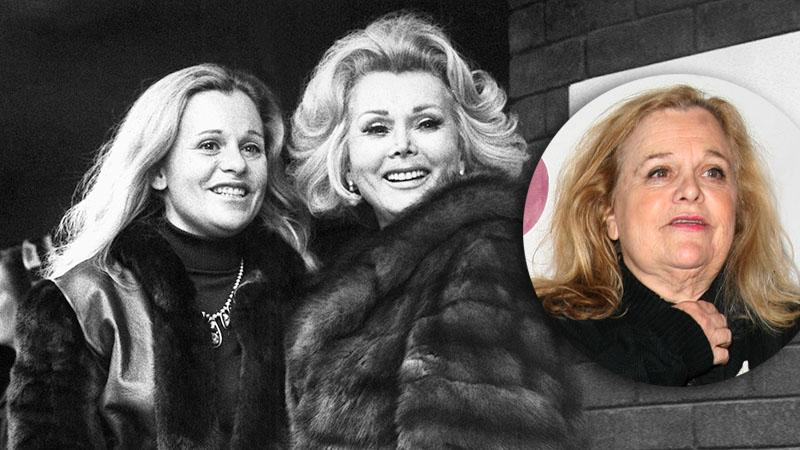 //Zsa Zsa Gabor Daughter Not Buried