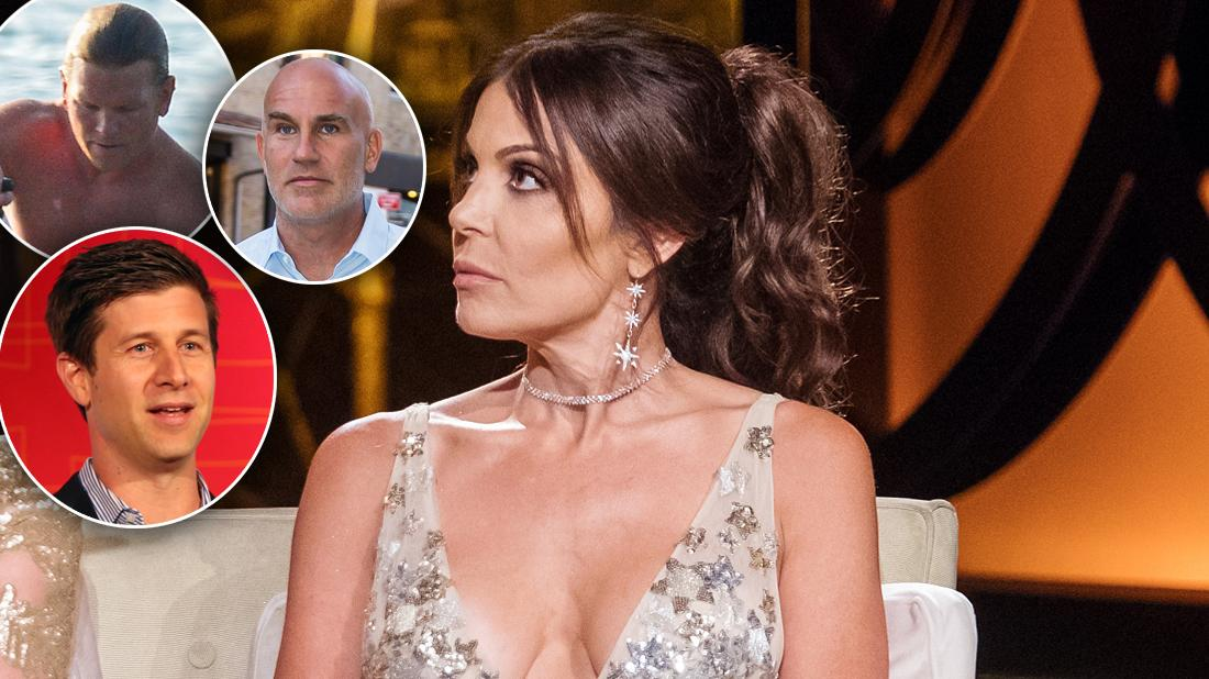 Bethenny's Little Black Book Exposed: Frankel Grilled About Sexual Past In Court