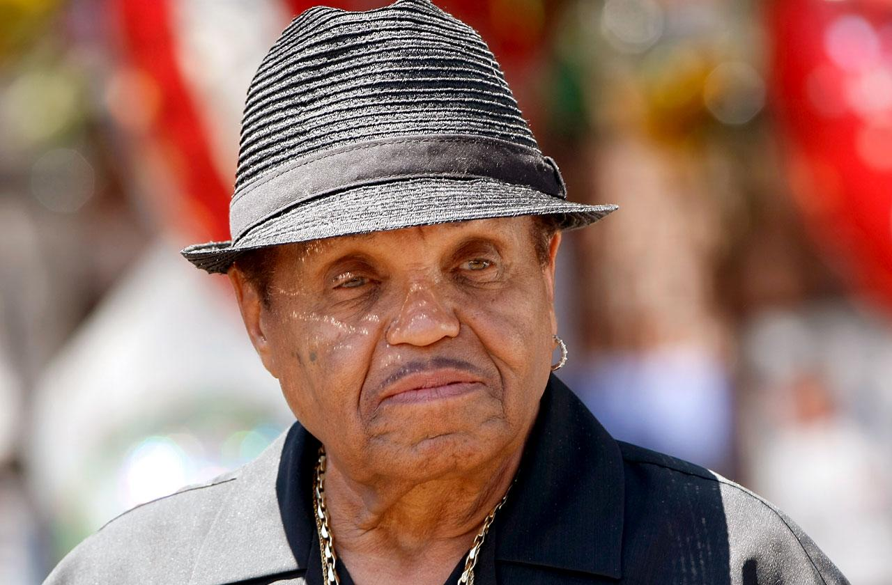 //joe jackson funeral celebrities turn down invitation pp