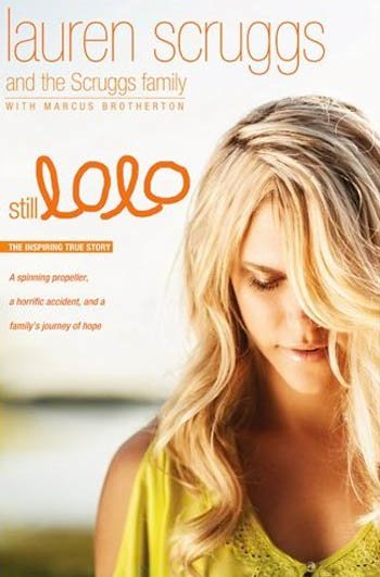 //lauren scruggs inspirational book