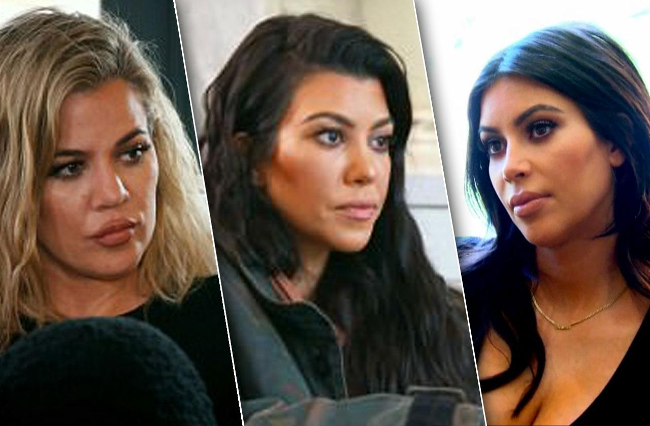 KUWTK Recap Kim Kardashian Kourtney Kardashian Fight Therapist Boyfriend