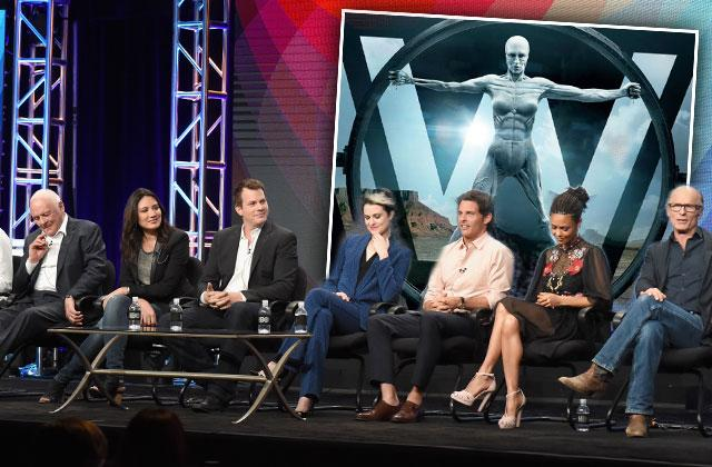 hbo westworld cast spoiled
