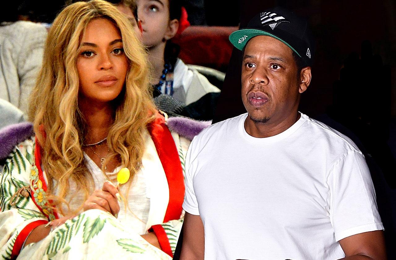 //Beyonce Jay Z Fighting Kids pp
