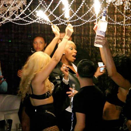 //nene leakes strip club