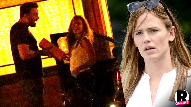 Ben Affleck Cheating Nanny Christine Ouzounian Kissing Dressing Inappropriately