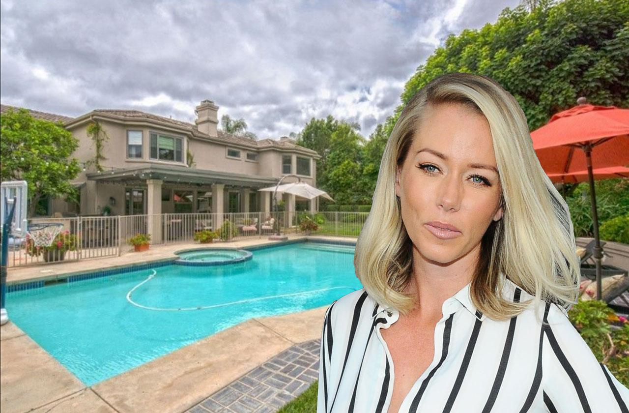 Kendra Wilkinson Lowers Price Of Mansion Amid Hank Baskett Divorce