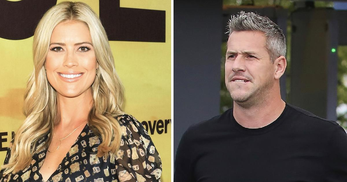 christina anstead will not pay on ant divorce pp