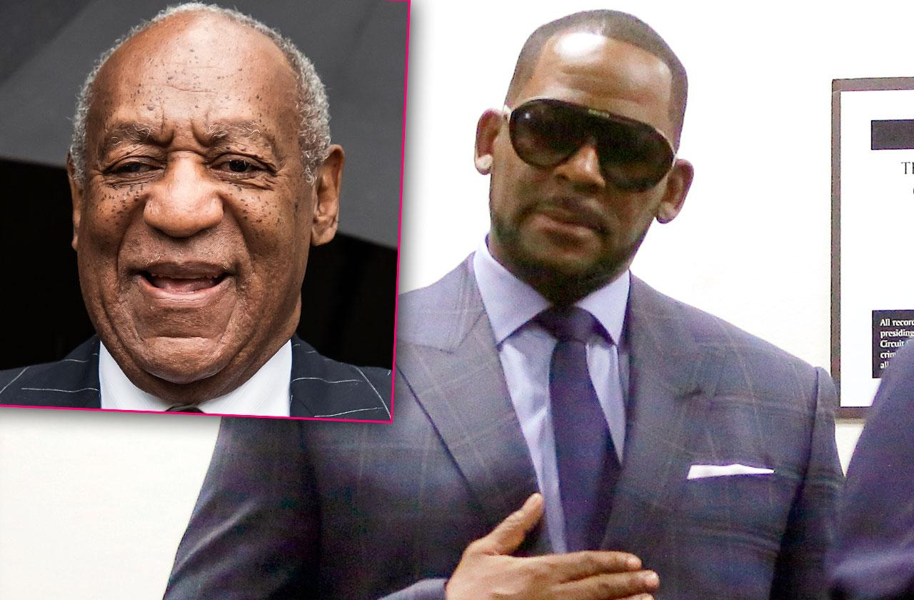 Bill Cosby Offers R Kelly Crisis Manager