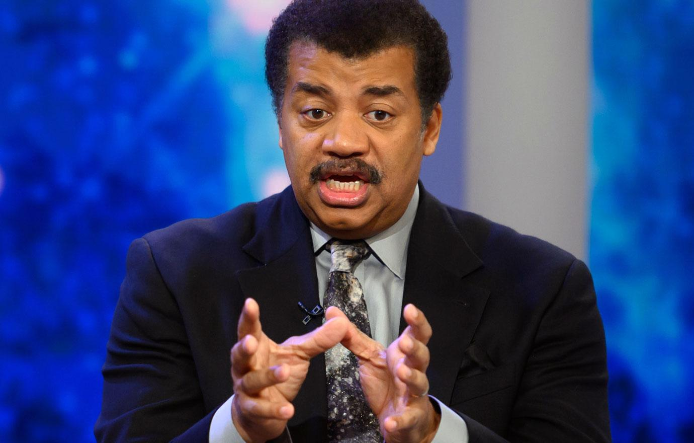 Celebrity Astronomer Neil DeGrasse Tyson Accused Of Sexual Misconduct
