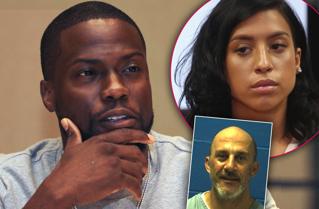 Kevin Hart Extortion Scandal Woman Dad