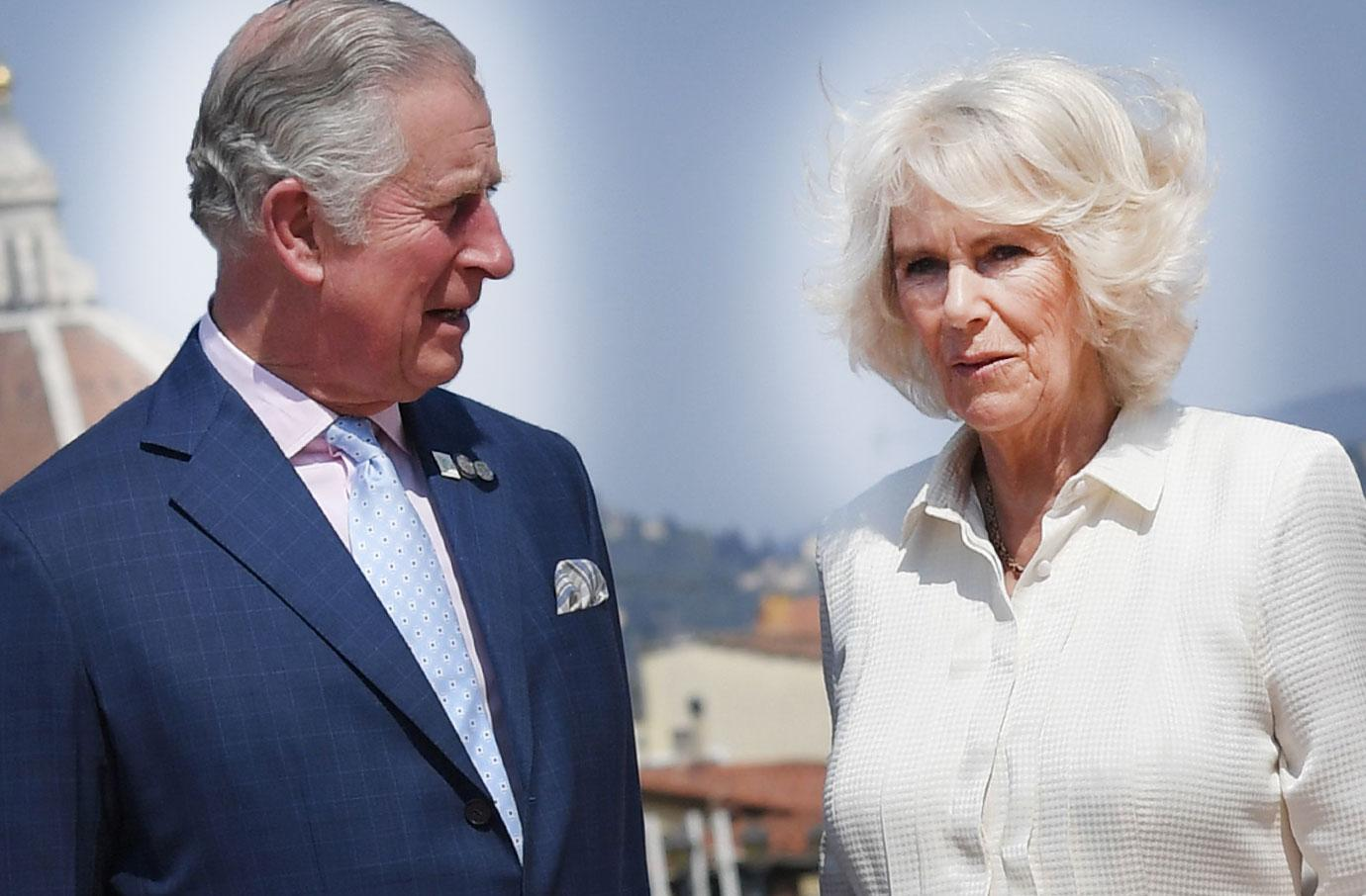 Prince Charles Begged Camilla Not To Marry Her Husband