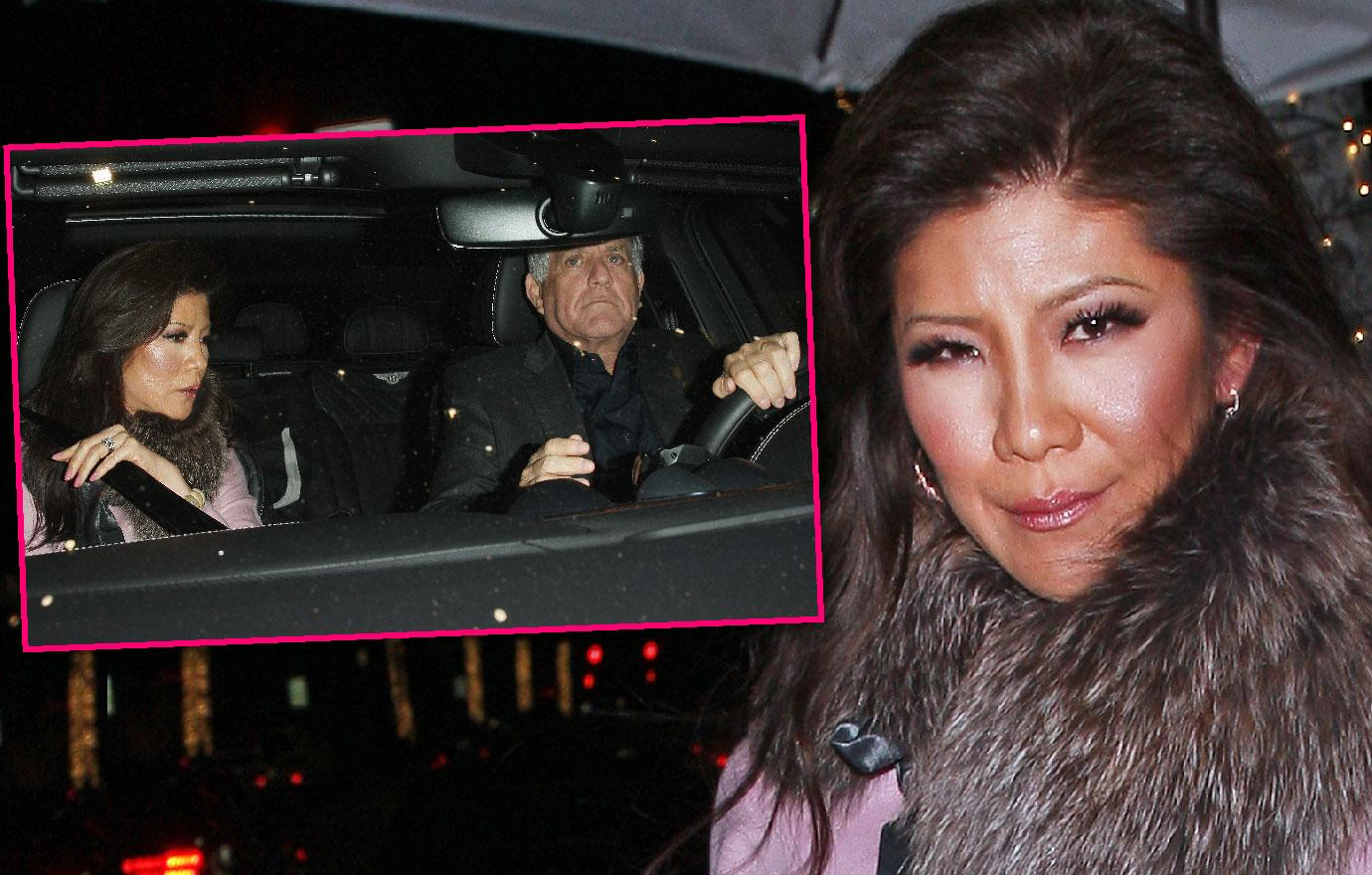 Disgraced Les Moonves And Wife Julie Chen Step Out After Scandal