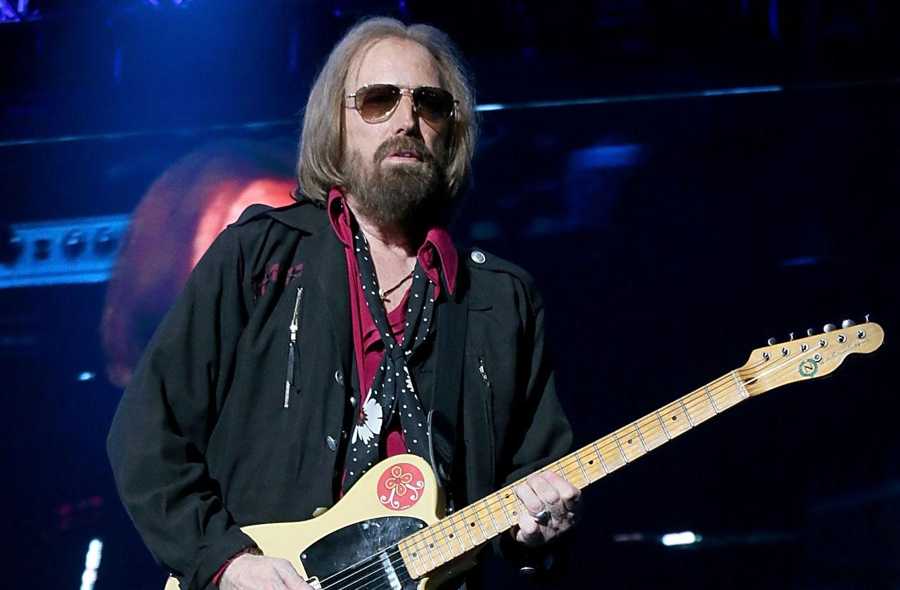 Tom Petty Death Accidental Drug Overdose