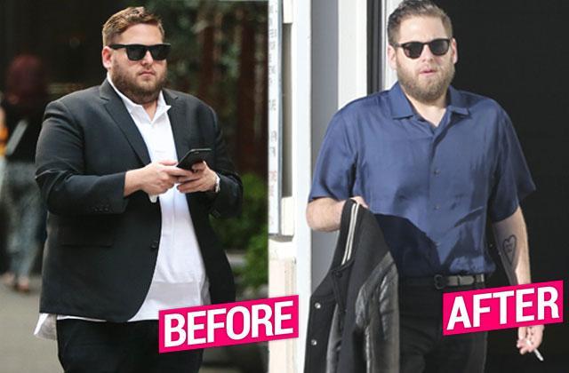 Jonah Hill Weight Loss Skinny Pics