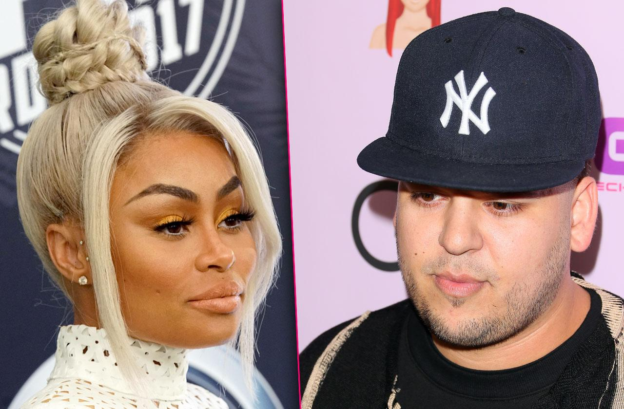 Blac Chyna Slams Rob Kardashian Child Support Money Fight