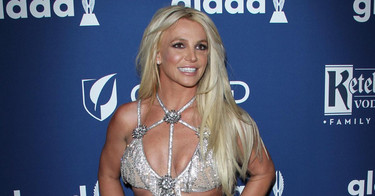 britney spears wants to perform again pp
