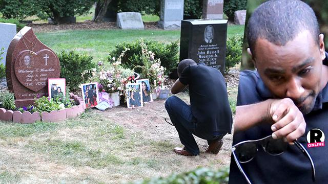 Bobbi Kristina Brown Dead Nick Gordon Grave Collapse