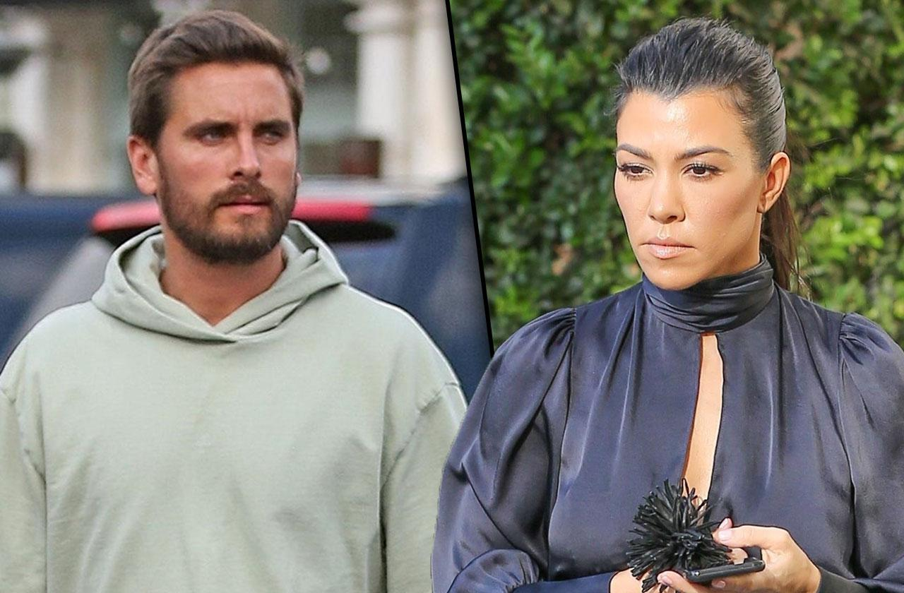 Scott Disick Threatens Kourtney Kardashian Boyfriend