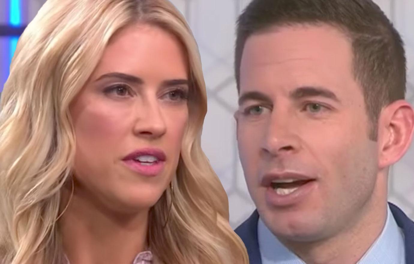 Christina El Moussa Files For Divorce From Tarek El Moussa, Asks Spousal Support