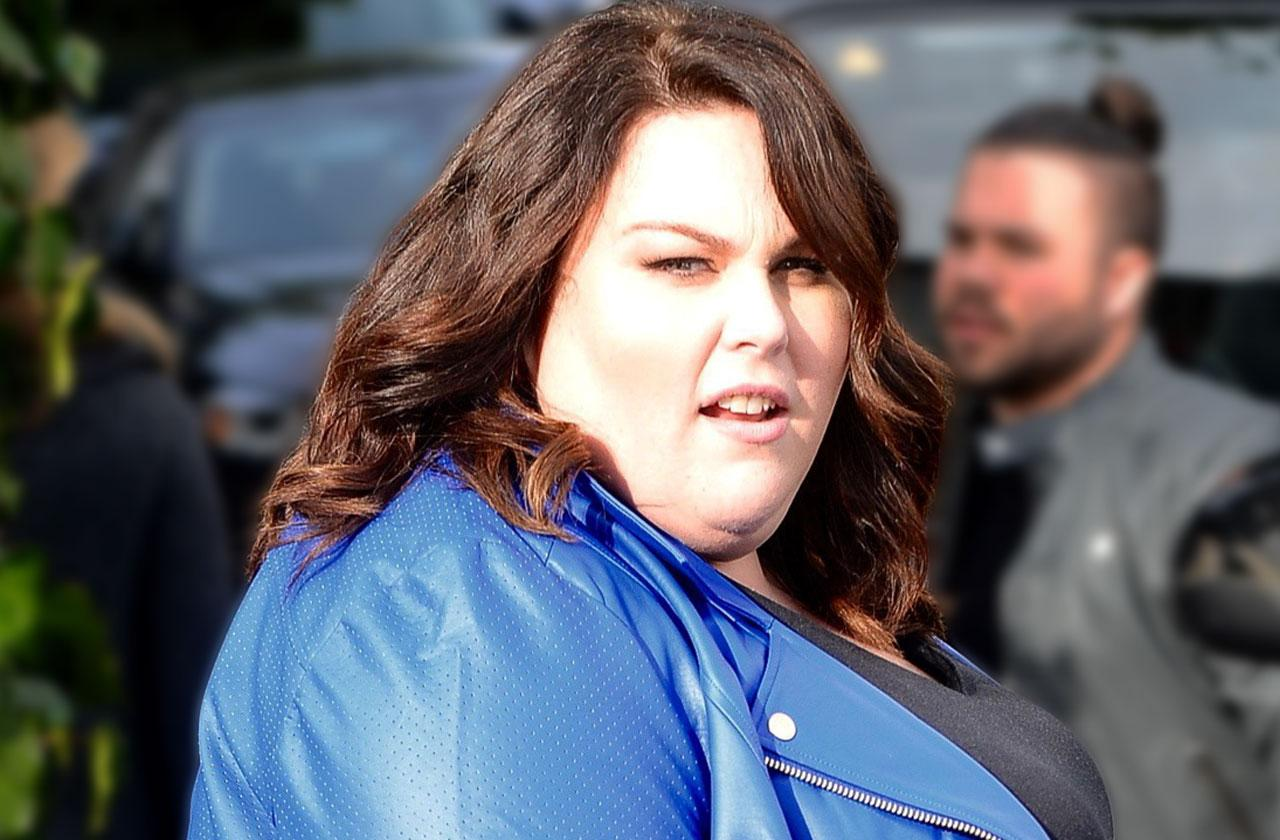 //This Is Us Chrissy Metz New Book Poor Abused Tortured Childhood pp