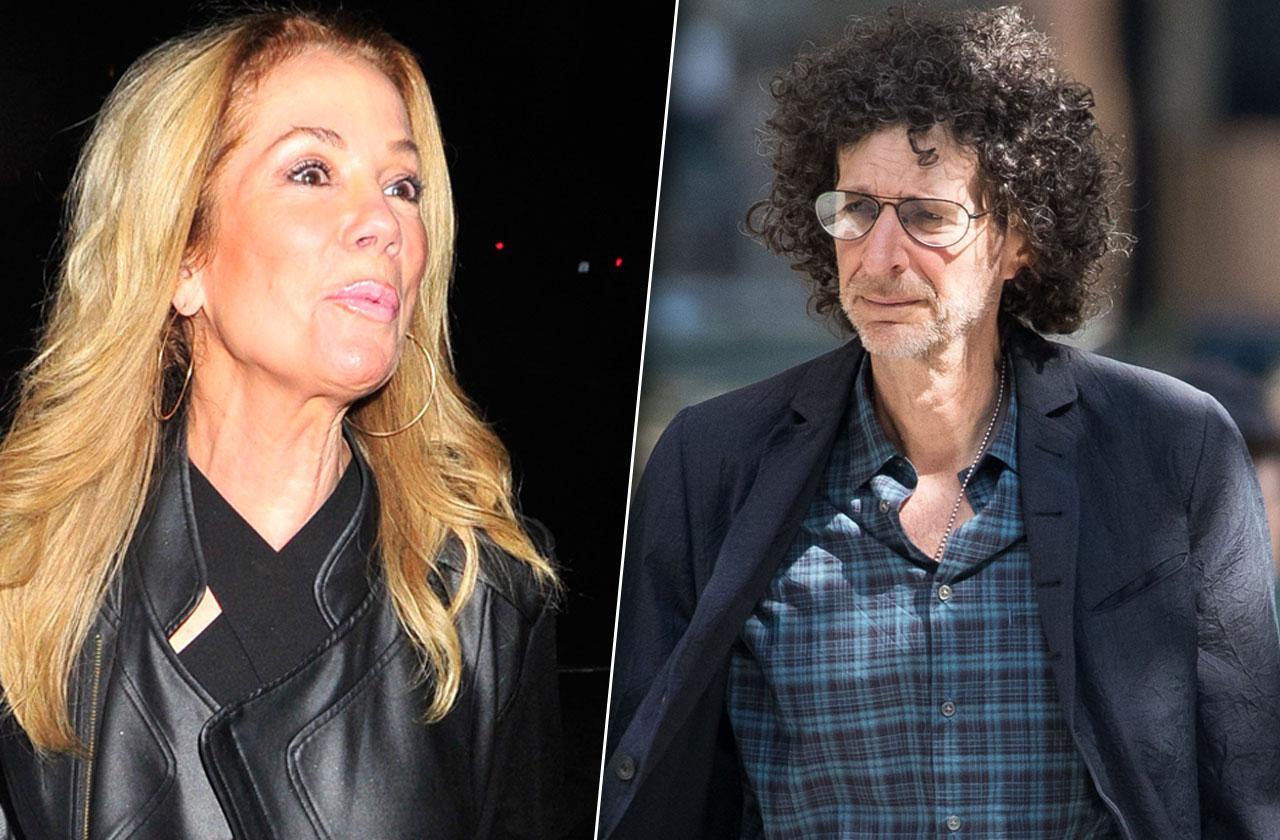 kathie lee Gifford howard stern feud ended