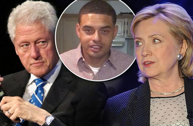 Bill Clinton Love Child Claims Danney Williams Threatens Paternity Lawsuit Ahead Of Hillary Debate