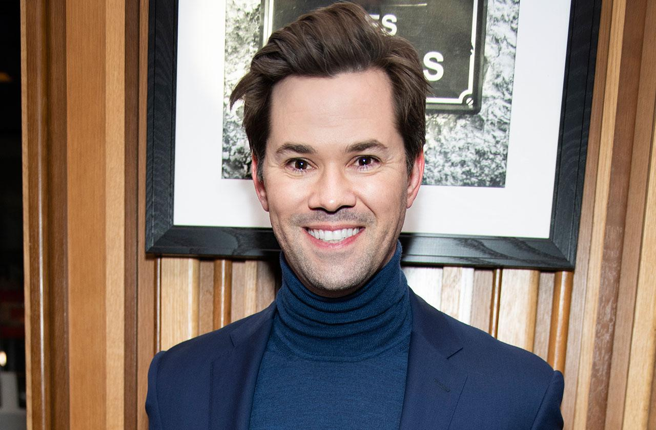 Andrew Rannells lost virginityto 40 year old man age 16