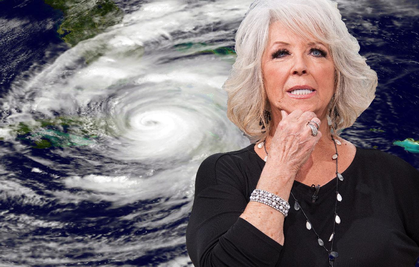 Paula Deen Savannah Resort In Danger Hurricane Irma