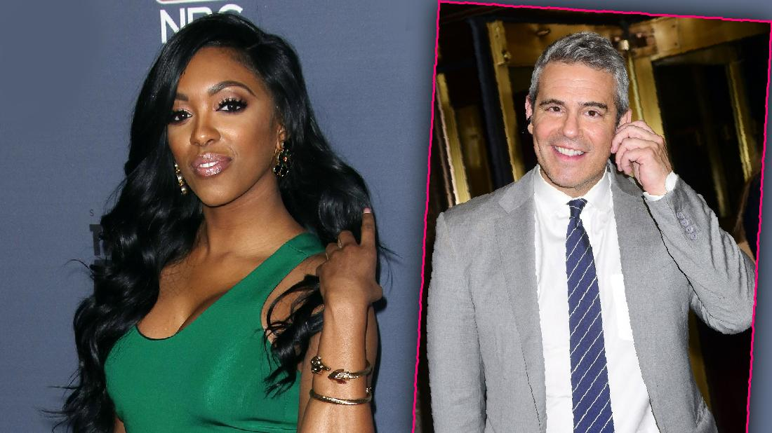 Porsha Williams Was Almost Fired From RHOA Says Andy Cohen