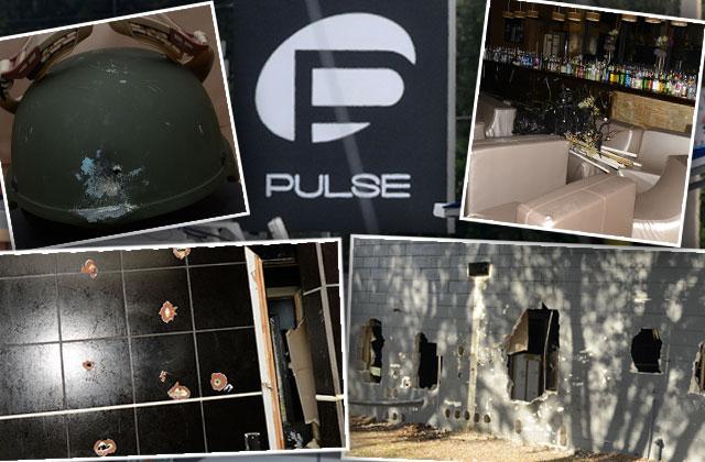 Pulse Orlando Shooting Crime Scene